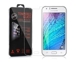 Cadorabo Tempered Glass works with Samsung Galaxy J1 in...