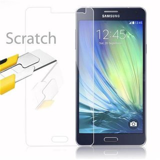 Cadorabo Tempered Glass works with Samsung Galaxy A7 2015...