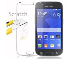 Cadorabo Tempered Glass works with Samsung Galaxy ACE 4...