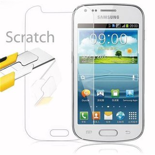 Cadorabo Tempered Glass works with Samsung Galaxy TREND...