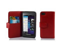 Cadorabo Book Case works with Blackberry Z10 in CANDY...