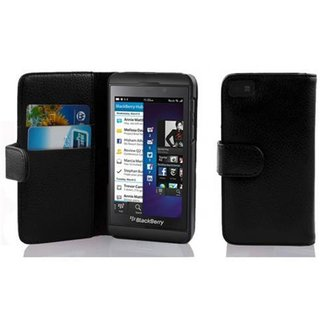 Cadorabo Book Case works with Blackberry Z10 in OXID...