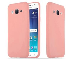 Cadorabo Case works with Samsung Galaxy J2 2015 in CANDY...