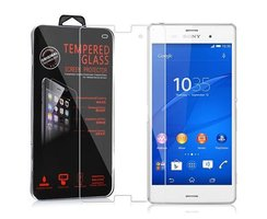 Cadorabo Tempered Glass works with Sony Xperia Z3 in HIGH...