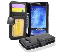 Cadorabo Book Case works with Samsung Galaxy J5 2015 in...