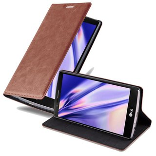 Cadorabo Book Case works with LG G4 / G4 PLUS in...