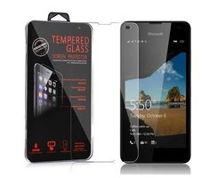 Cadorabo Tempered Glass works with Nokia Lumia 550 in...