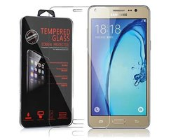 Cadorabo Tempered Glass works with Samsung Galaxy On5 in...