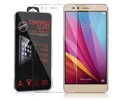 Cadorabo Tempered Glass works with Honor 5X / Huawei GR5...