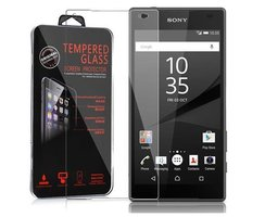 Cadorabo Tempered Glass works with Sony Xperia Z5 Compact...