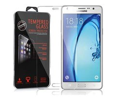 Cadorabo Tempered Glass works with Samsung Galaxy On7 in...