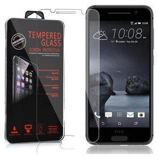 Cadorabo Tempered Glass works with HTC ONE A9 in HIGH...