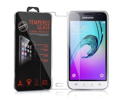 Cadorabo Tempered Glass works with Samsung Galaxy J1 2016...