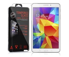 Cadorabo Tempered Glass works with Samsung Galaxy Tab 4...