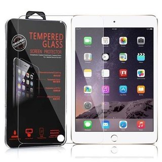 Cadorabo Tempered Glass works with Apple iPad MINI 4 in HIGH TRANSPARENCY Screen Protection 3D Touch Compatible with 9H Hardness Bulletproof Display Saver