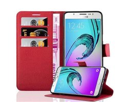Cadorabo Book Case works with Samsung Galaxy J7 2016 in...