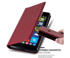 Cadorabo Book Case works with Nokia Lumia 540 in APPLE...