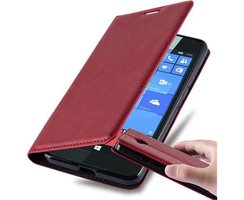 Cadorabo Book Case works with Nokia Lumia 650 in APPLE...