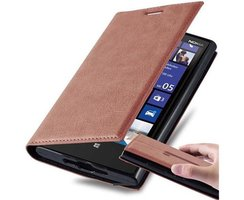 Cadorabo Book Case works with Nokia Lumia 920 in...
