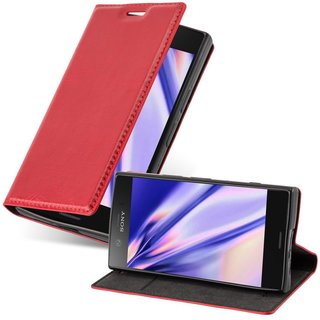 Cadorabo Book Case works with Sony Xperia Z1 Compact in...