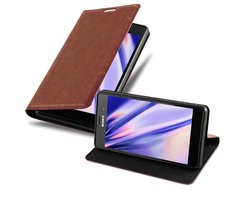 Cadorabo Book Case works with Sony Xperia Z3 in...
