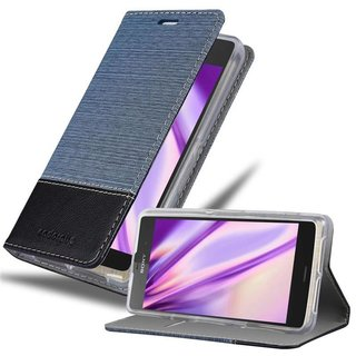Cadorabo Book Case works with Sony Xperia Z2 COMPACT in...