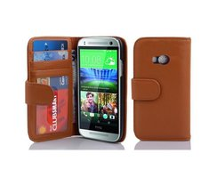 Cadorabo Book Case works with HTC ONE M8 MINI (2.Gen.) in...