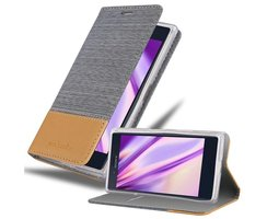 Cadorabo Book Case works with Sony Xperia X COMPACT in...