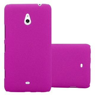 Cadorabo ? Mattes Hard Cover Slim Case Frosty für >Nokia Lumia 1320< - Cover Schutz-hülle in FROSTY-PINK