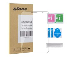 Cadorabo Tempered Glass works with Samsung Galaxy TAB 2...