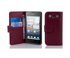 Cadorabo Book Case works with Huawei ASCEND G525 / G520...
