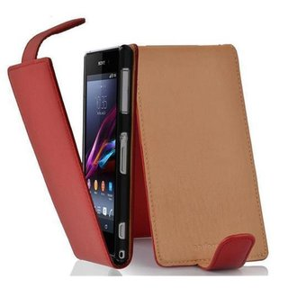 Cadorabo Case works with Sony Xperia Z1 COMPACT in CANDY...