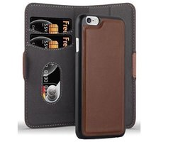 Cadorabo 2-in-1 Book Style Wallet for > Apple iPhone 6 /...
