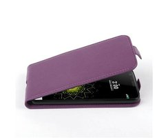 Cadorabo Case works with LG G5 in PASTEL PURPLE ? Flip...