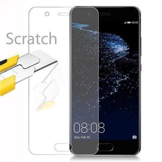 Cadorabo Tempered Glass works with Huawei P10 in HIGH...