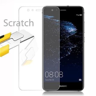Cadorabo Tempered Glass works with Huawei P10 LITE in...