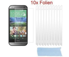 Cadorabo 10 x Screen Protector Crystal Clear HQ for >...