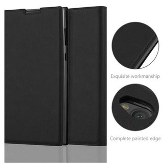 Cadorabo Book Case works with Sony Xperia L1 in NIGHT...