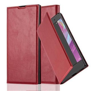 Cadorabo Book Case works with Sony Xperia XA1 ULTRA in...