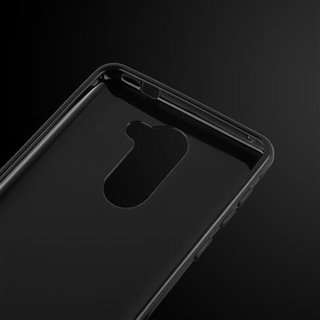 Cadorabo Case works with Huawei MATE 9 LITE in BLACK -...