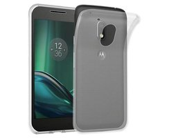 Cadorabo Case works with Motorola MOTO G4 PLAY in FULLY...