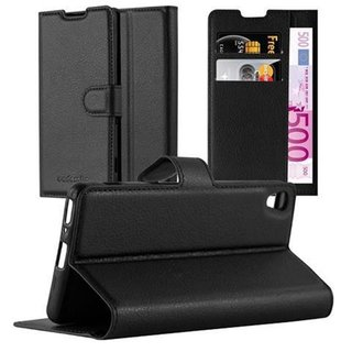 Cadorabo Book Case works with Sony Xperia XA in OXID...