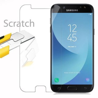 Cadorabo Tempered Glass works with Samsung Galaxy J7 2017...