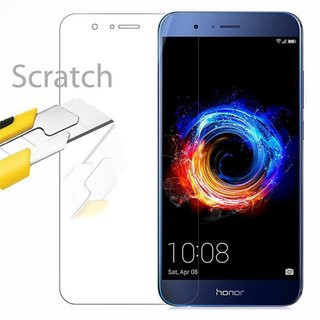 Cadorabo Tempered Glass works with Honor 8 PRO in HIGH...