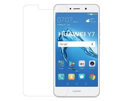 Cadorabo Tempered Glass works with Huawei Y7 2017 in HIGH...