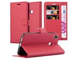 Cadorabo Book Case works with HTC Desire 10 PRO in CANDY...