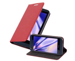 Cadorabo Book Case works with HTC DESIRE 626G in APPLE...