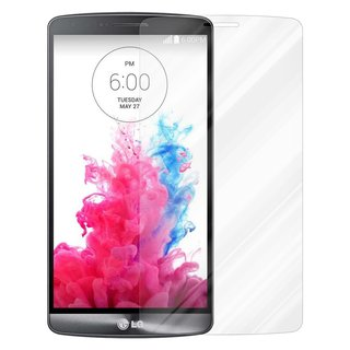 Cadorabo Tempered Glass works with LG G3 in HIGH...