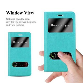 Cadorabo Book Case works with Nokia 3 2017 in MINT...