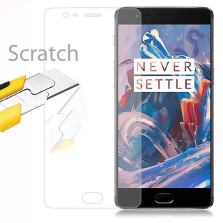 Cadorabo Tempered Glass works with OnePlus 3 / 3T in HIGH...